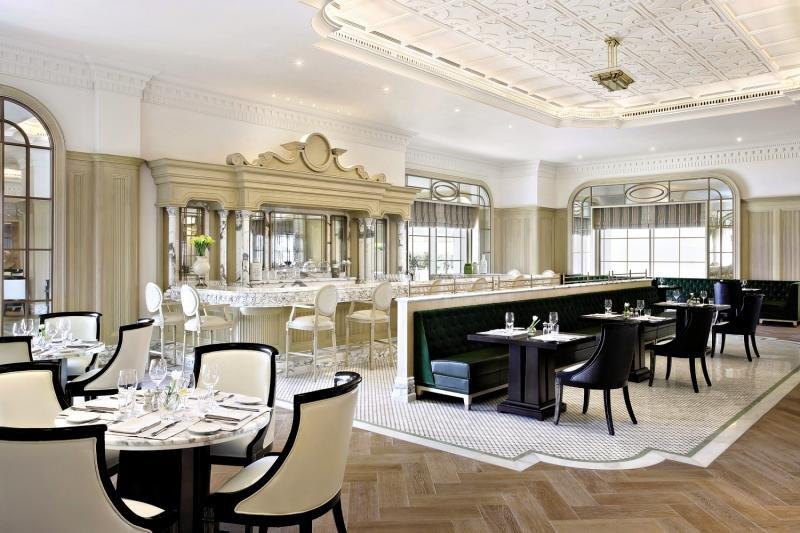 Habtoor Palace, LXR Hotels & Resorts  Frühstücksraum