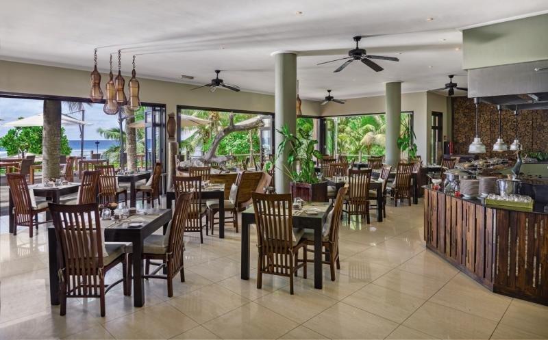 DoubleTree Resort & Spa by Hilton Seychelles - Allamanda Restaurant