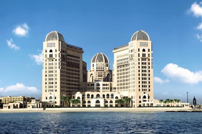 The St. Regis Doha Außenaufnahme
