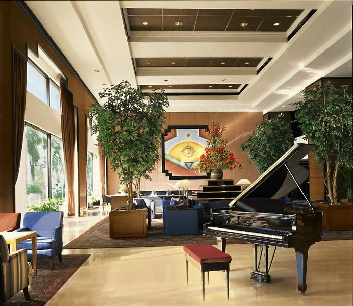 Trident Nariman Point Lounge/Empfang