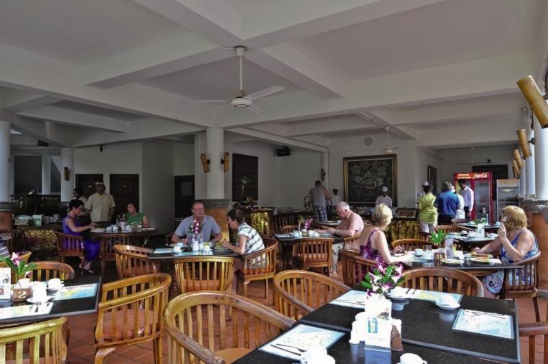 Sativa Sanur Cottages Restaurant