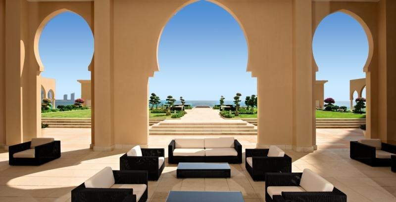 The St. Regis Doha Terrasse
