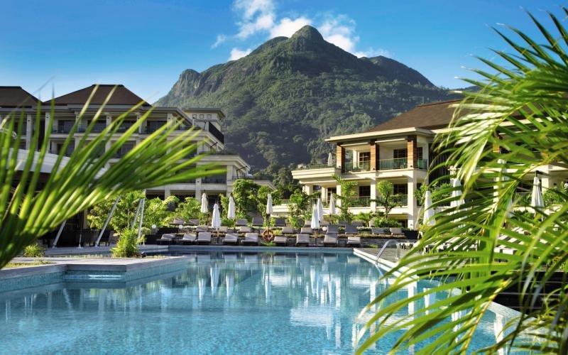 Savoy Seychelles Resort & Spa Pool
