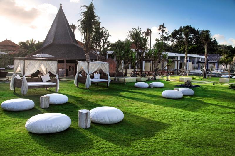 SADARA Boutique Beach Resort Garten