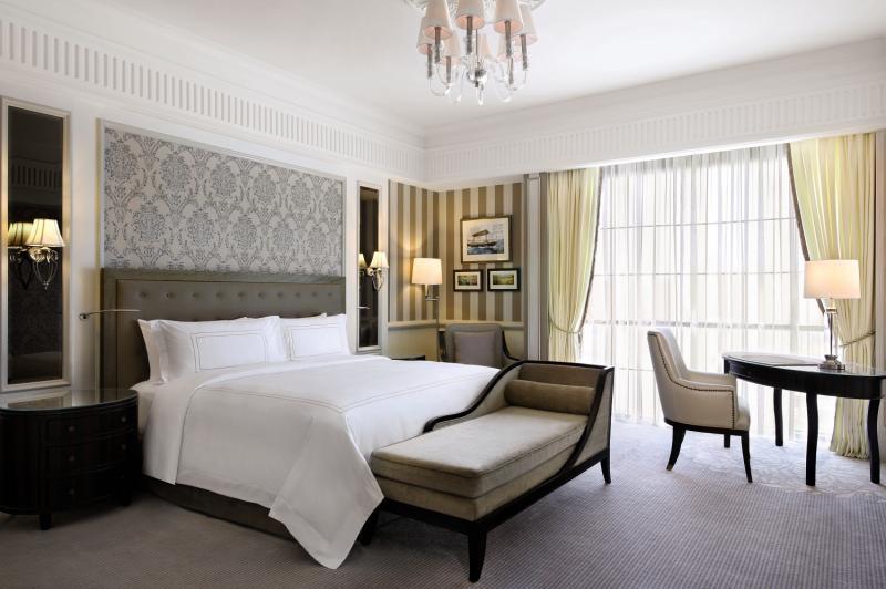 Habtoor Palace, LXR Hotels & Resorts  Wohnbeispiel