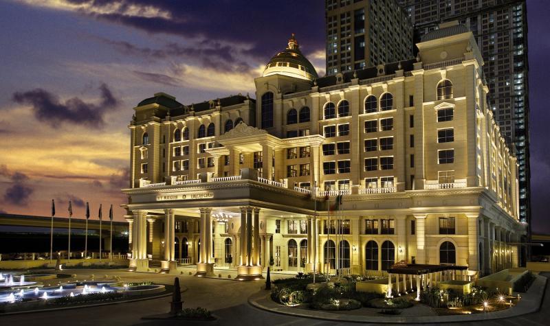 Habtoor Palace, LXR Hotels & Resorts  Außenaufnahme