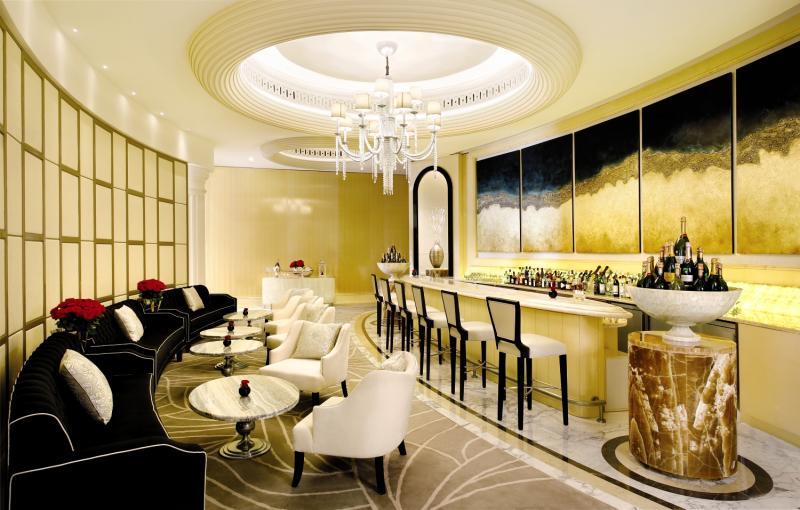 Habtoor Palace, LXR Hotels & Resorts  Bar