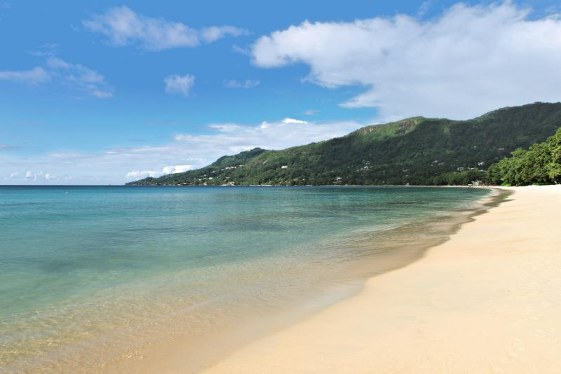 The H Resort Beau Vallon Beach Strand