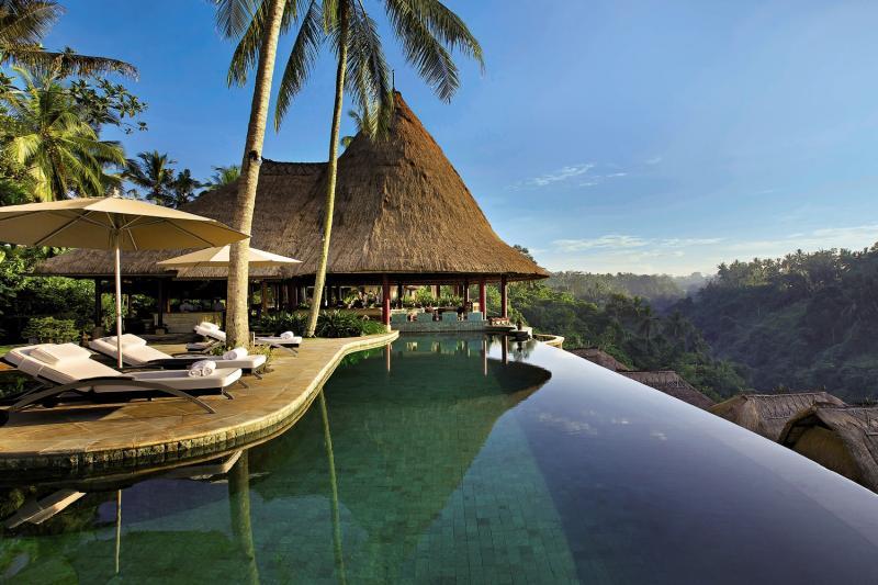 Viceroy Bali Terrasse