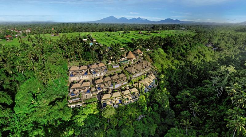 Viceroy Bali Landschaft