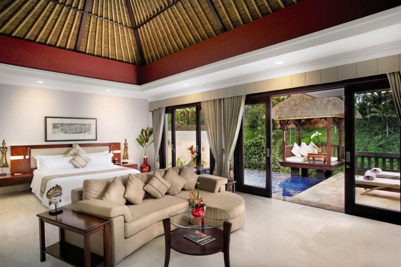 Viceroy Bali Lounge/Empfang