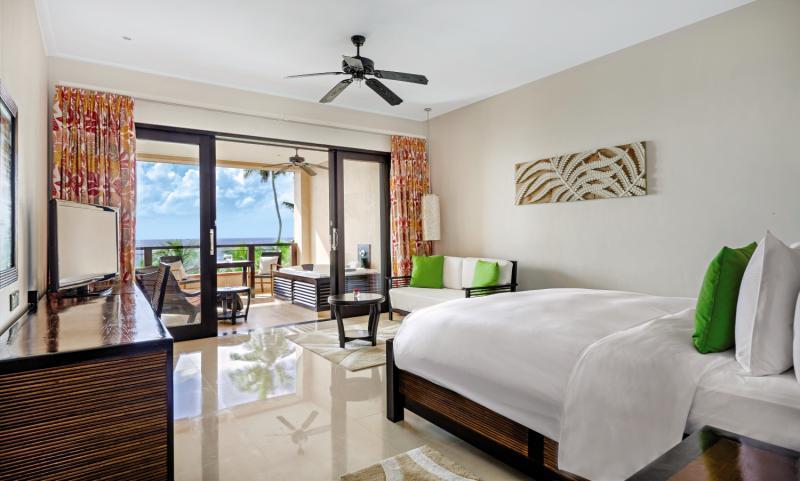DoubleTree Resort & Spa by Hilton Seychelles - Allamanda Wohnbeispiel