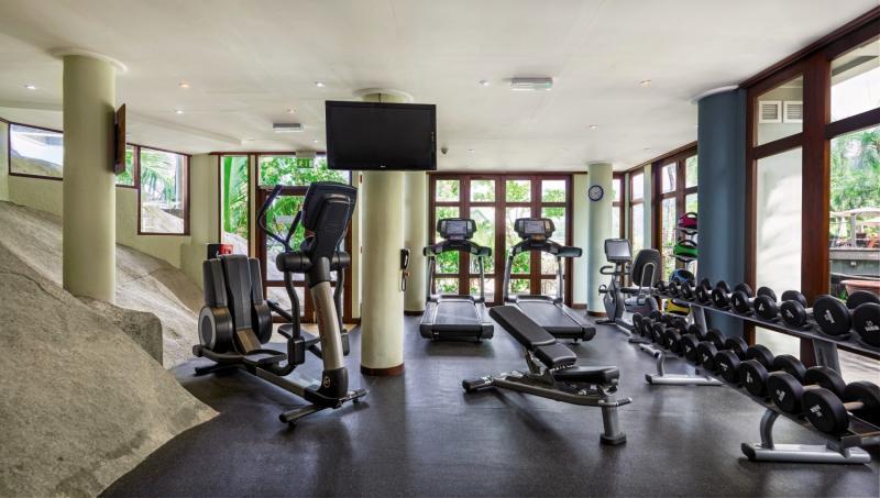 DoubleTree Resort & Spa by Hilton Seychelles - Allamanda Sport und Freizeit