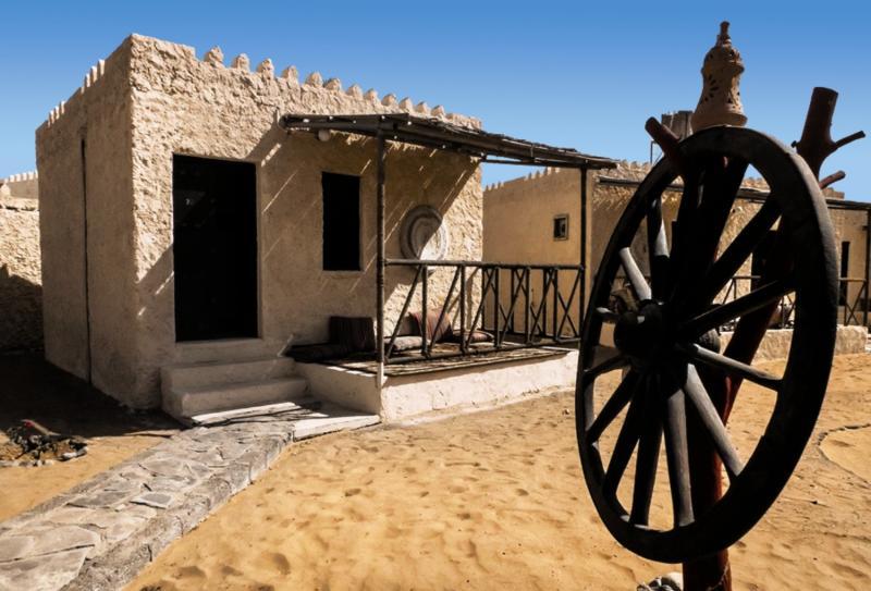 Sama Al Wasil Camp Strand
