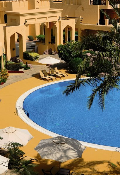 Novotel Al Dana Resort Pool