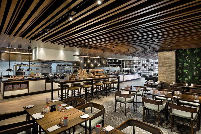 DoubleTree by Hilton Dubai - Business Bay Restaurant