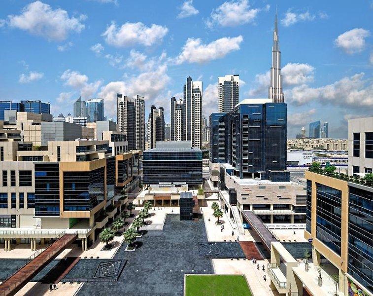 DoubleTree by Hilton Dubai - Business Bay Außenaufnahme