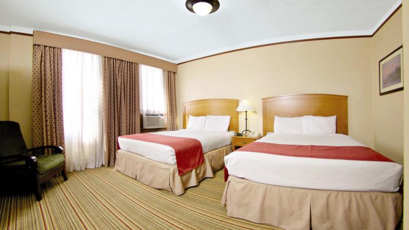 The Historic Plains Hotel Wohnbeispiel
