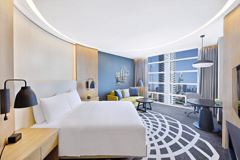 DoubleTree by Hilton Dubai - Business Bay Wohnbeispiel