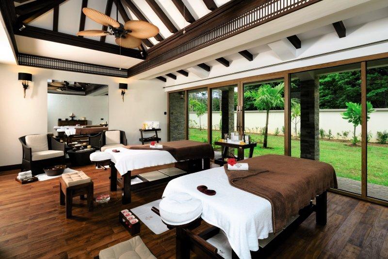Savoy Seychelles Resort & Spa Wellness