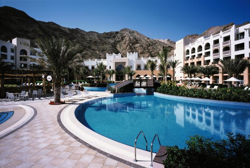 Shangri-La Barr Al Jissah Resort & Spa - Al Waha Pool