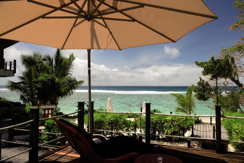 DoubleTree Resort & Spa by Hilton Seychelles - Allamanda Terrasse