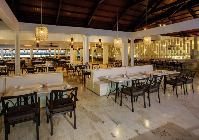 Melia Caribe Beach Resort Restaurant