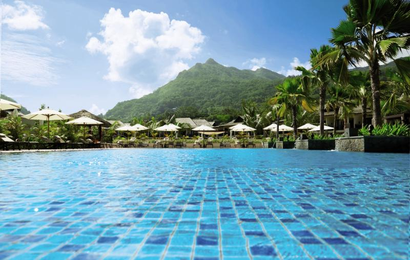 The H Resort Beau Vallon Beach Pool