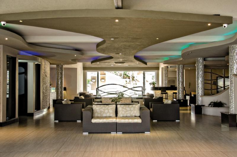 Accra Beach Hotel & Spa Lounge/Empfang