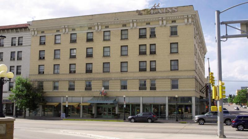 The Historic Plains Hotel Außenaufnahme