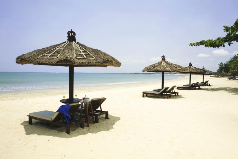 Belmond Jimbaran Puri Bali Strand