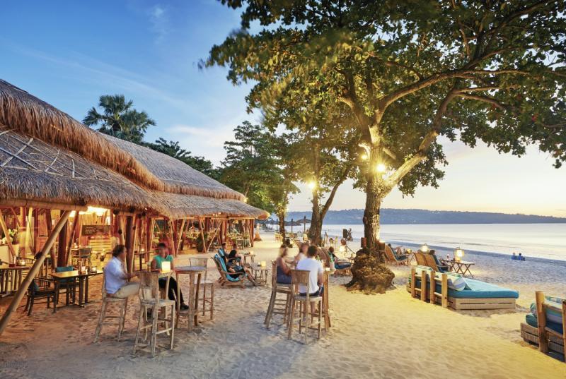 Belmond Jimbaran Puri Bali Bar