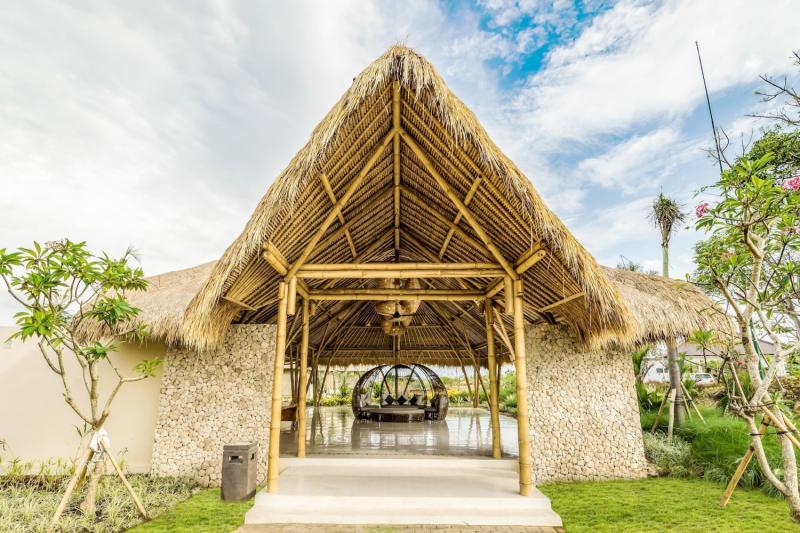 Menjangan Dynasty Resort, Beach Camp & Dive Centre Außenaufnahme