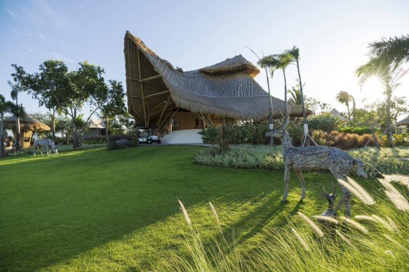 Menjangan Dynasty Resort, Beach Camp & Dive Centre Garten