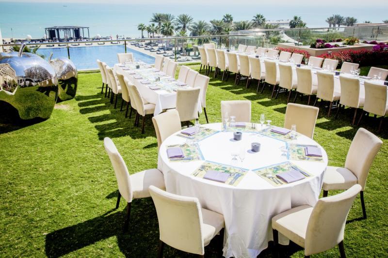 The St. Regis Doha Restaurant