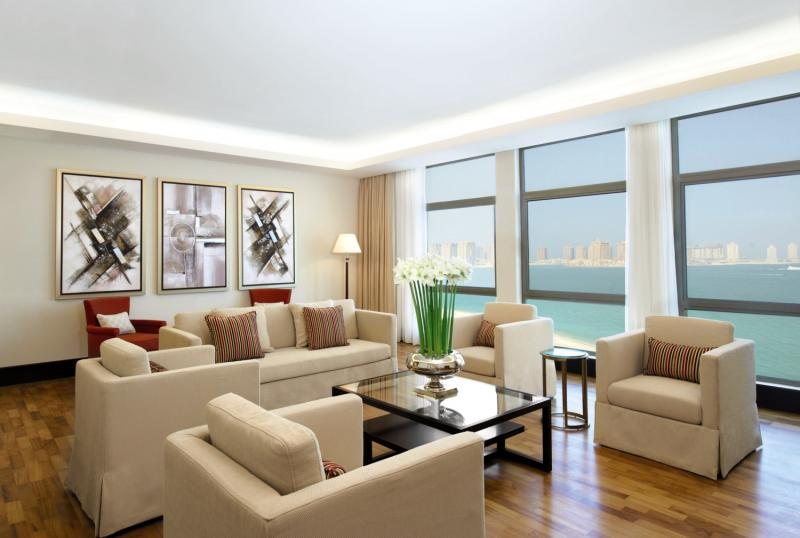 The St. Regis Doha Lounge/Empfang