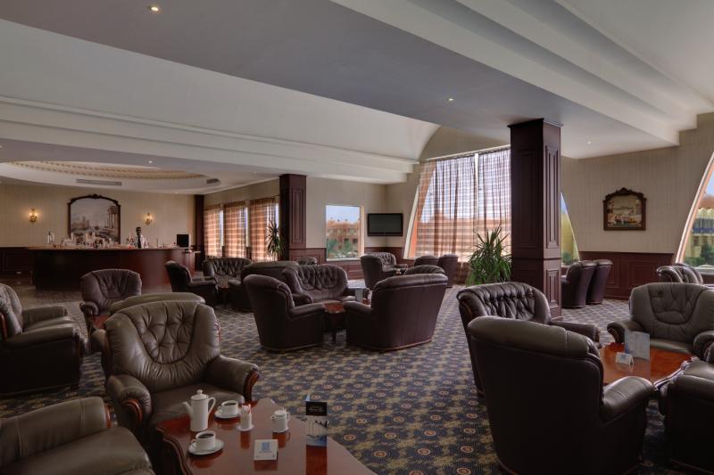 Titanic Beach Spa & Aqua Park Lounge/Empfang