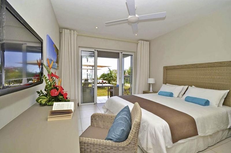 Mont Choisy Beach Resort Wohnbeispiel