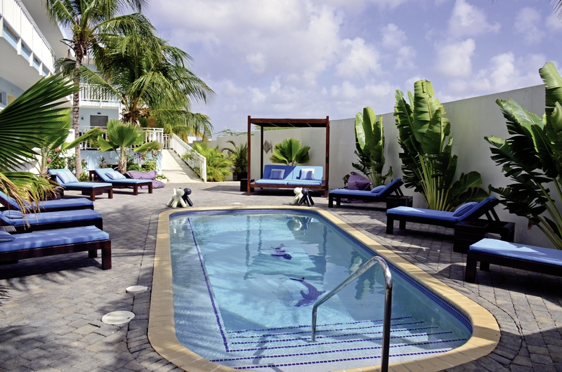 Dolphin Suites Pool
