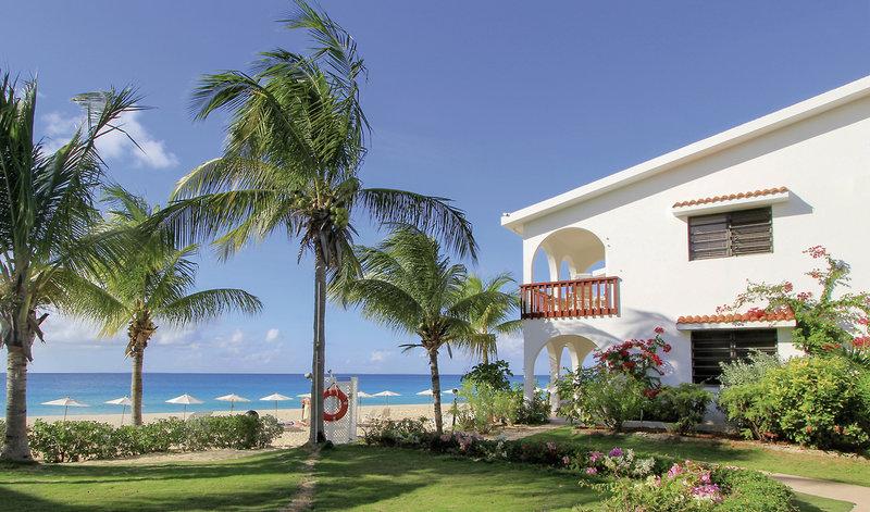 Carimar Beach Club Garten
