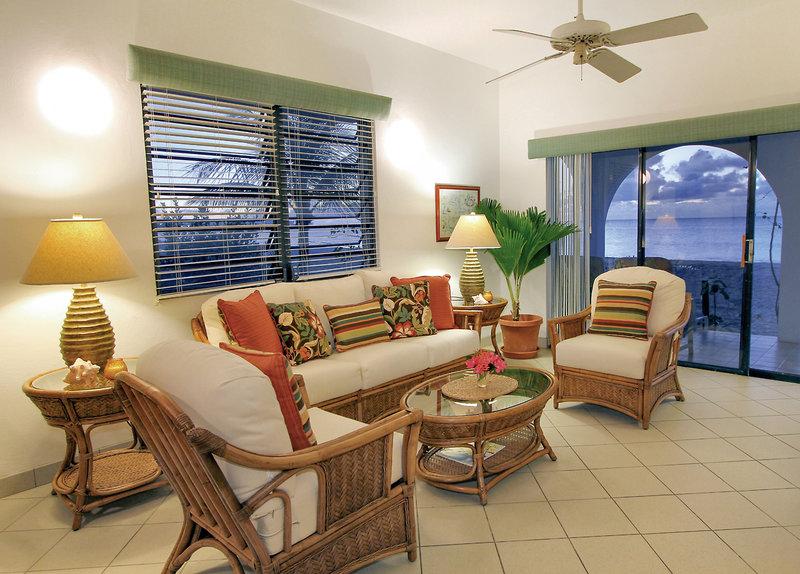 Carimar Beach Club Lounge/Empfang