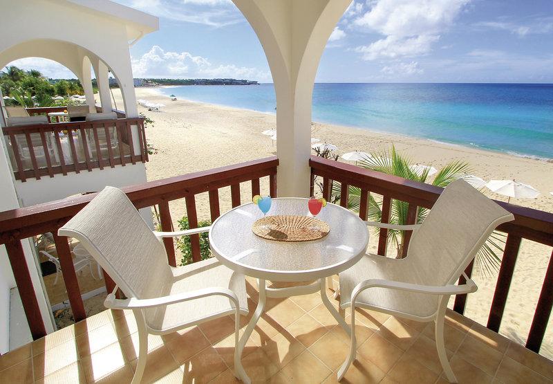Carimar Beach Club Terrasse