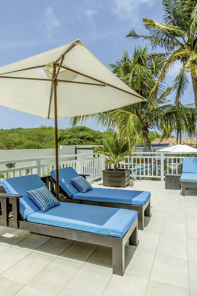 Dolphin Suites Terrasse