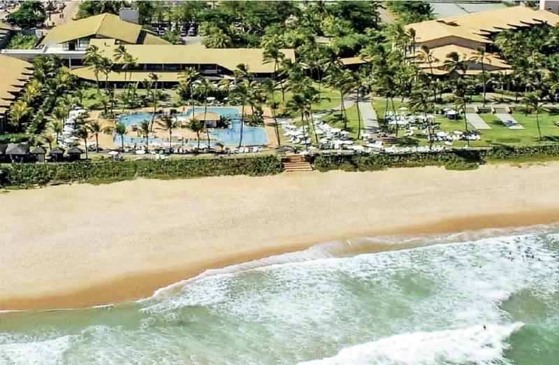 Catussaba Resort Pool