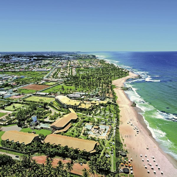 Catussaba Resort Landschaft