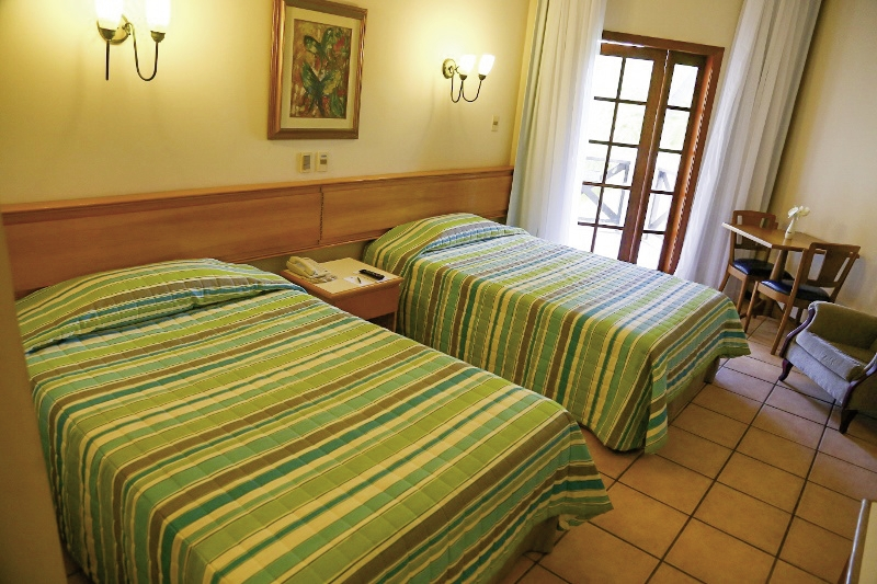 Catussaba Resort Wohnbeispiel