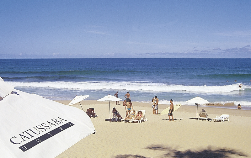 Catussaba Resort Strand