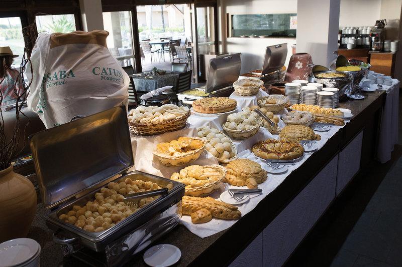 Catussaba Resort Restaurant