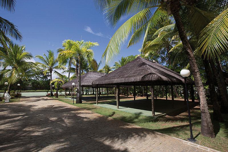 Catussaba Resort Außenaufnahme