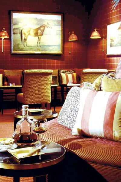Brenners Park-Hotel & Spa Lounge/Empfang